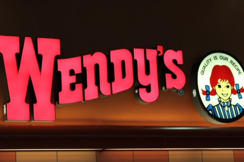 Original food stock shot for Eatocracy Wendy's