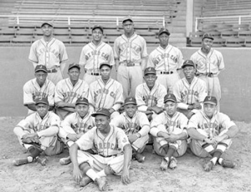 1941 Jacksonville Red Caps