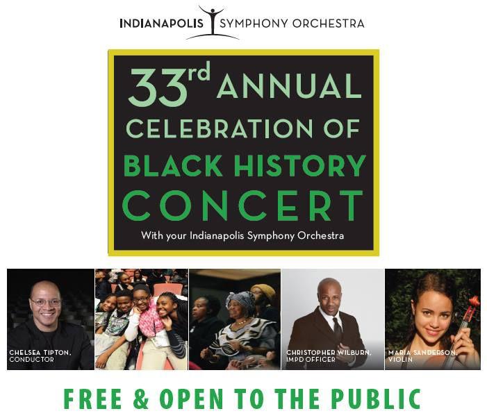 Celebration of Black History Concert