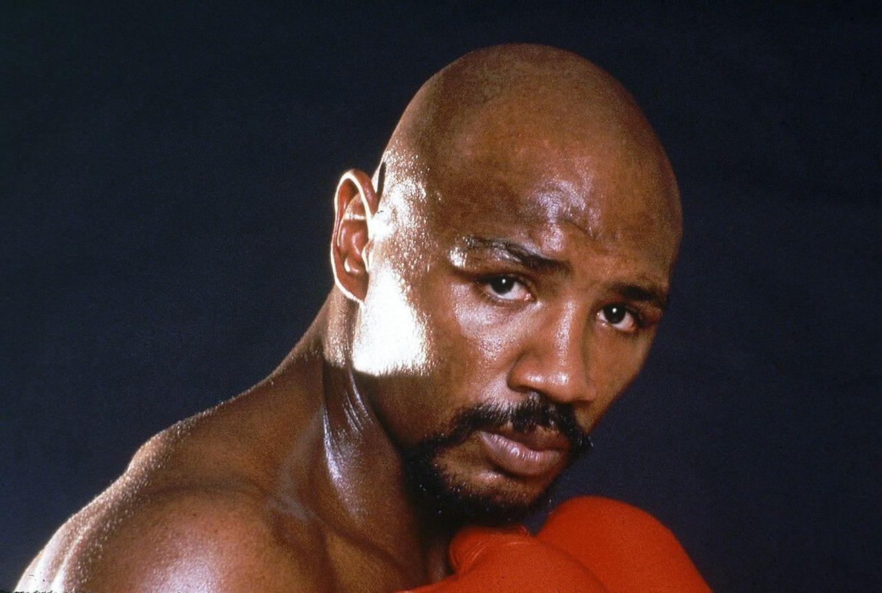 Boxing great Marvelous Marvin Hagler dies at 66