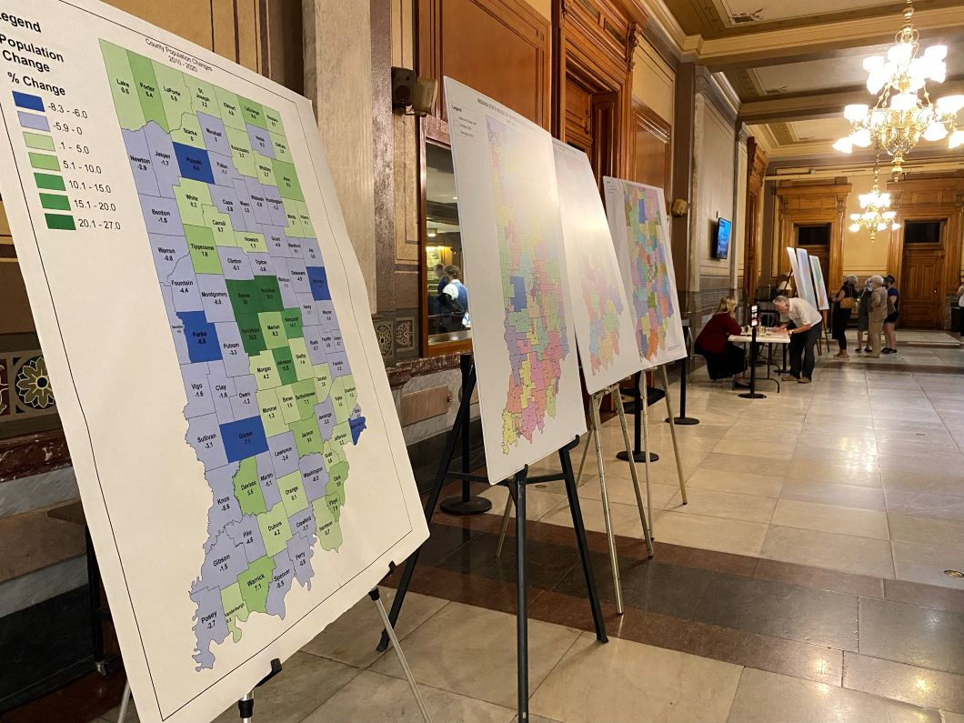 Competition, compactness and communities of interest: Weighing priorities in redistricting